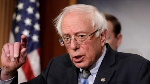 Bernie Sanders Is the Democratic Front-Runner