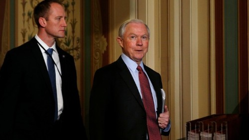 Jeff Sessions's Fear of Muslim Immigrants