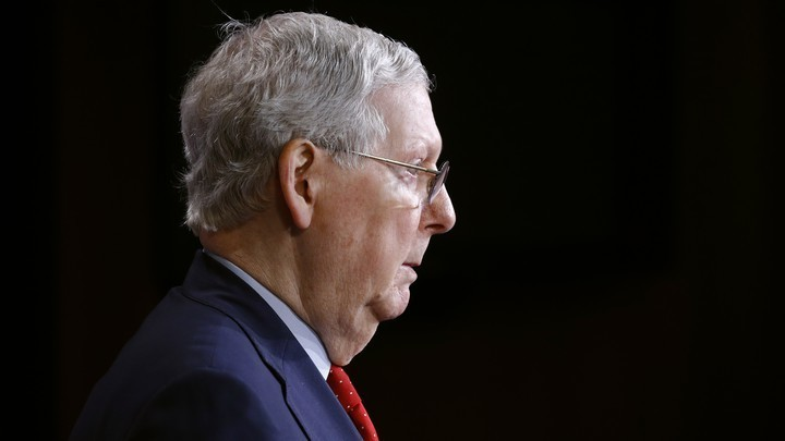 Why Mitch McConnell Wants States to Go Bankrupt