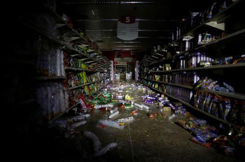 Ongoing Blackouts Hit Already Struggling Venezuelans
