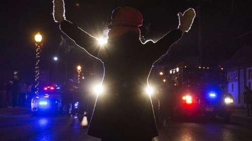 Has the 'Ferguson Effect' Finally Been Debunked?