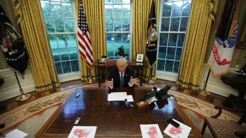 The Fundamental Legitimacy of Donald Trump
