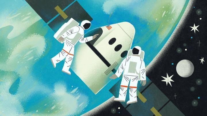 The Unique Friendship Between Astronauts