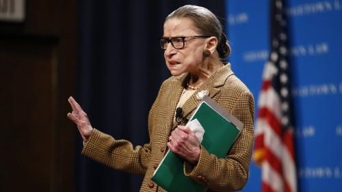 Ruth Bader Ginsburg Versus the Equal Rights Amendment