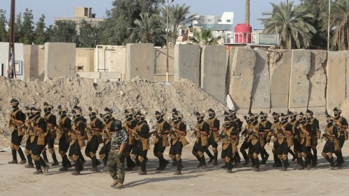 The Flash Point Between America and Iran Could Be Iraq's Militias