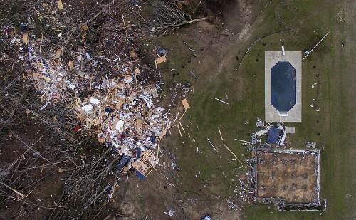 Alabama Tornado Devastation in Photos