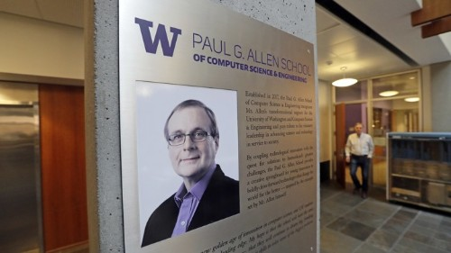 Paul Allen Shows It's Hard to Give Away $10 Billion