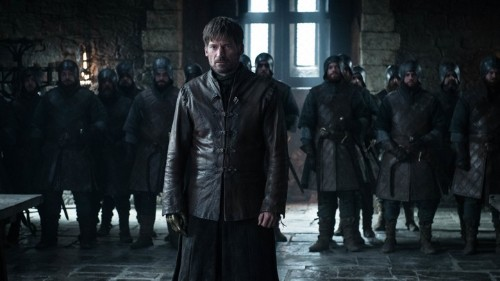 Game of Thrones: The One Where Everyone Contemplates Imminent Death
