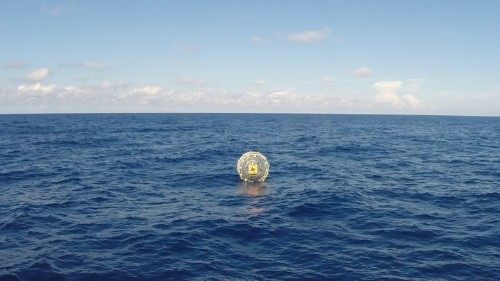 The Bubble That Didn't Make It to Bermuda