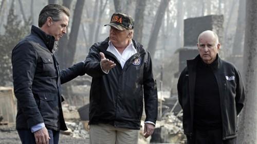 California Governor Gavin Newsom Is Warring With Trump
