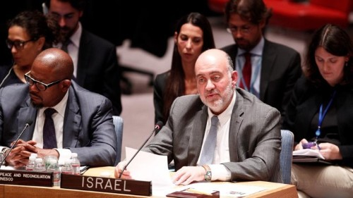 Israel's Man at the United Nations