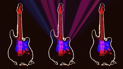 What Makes an Electric Guitar Sound Like an Electric Guitar