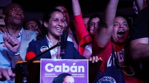 Cabán, de Blasio, and the New York Socialists