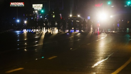 The Roots of Violence in Ferguson