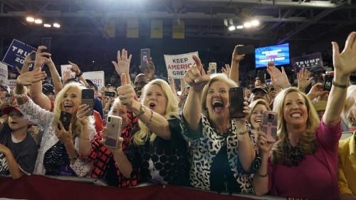 Whom Does Trump's White Identity Politics Reach?