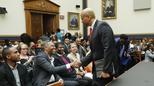 Reparations: House Committee Explores H.R. 40 to Study