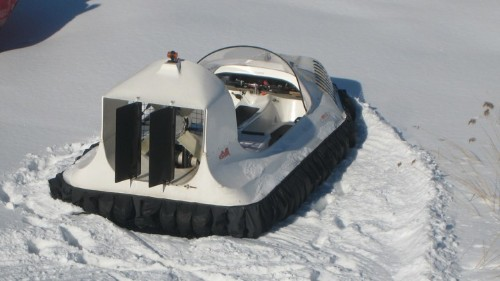 A Constitutional Right to Hovercraft?