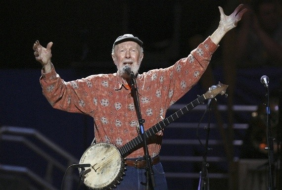 Pete Seeger and the American Soul
