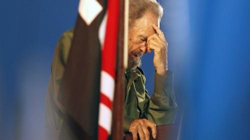 Fidel Castro's 90th Birthday Message
