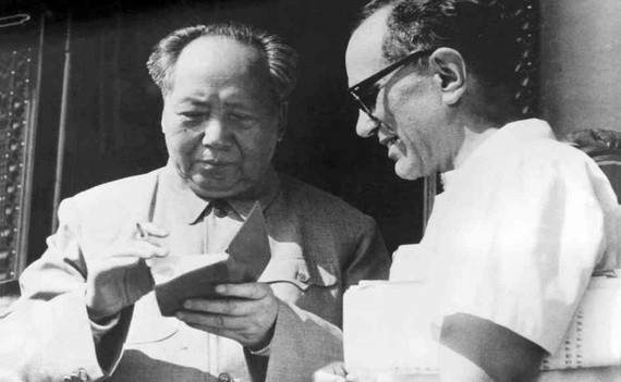The American Who Gave His Life to Chairman Mao