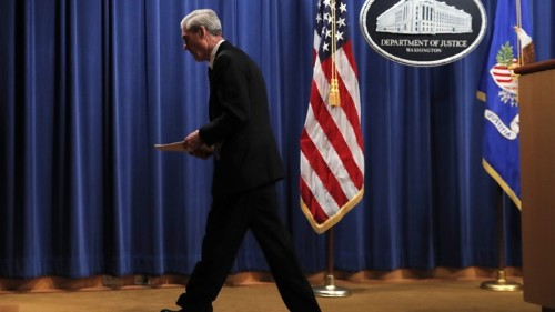Can Mueller Persuade America to Impeach?
