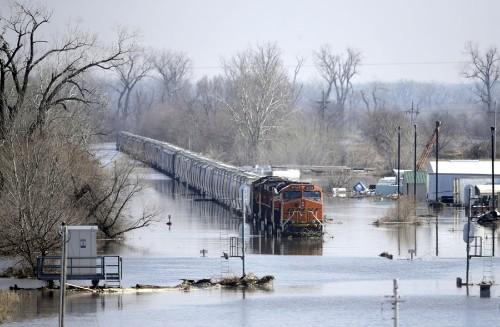 Midwest Flood Photos
