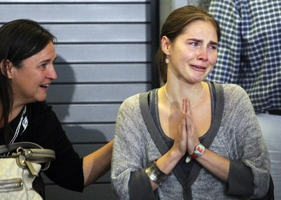 Will Amanda Knox Be Sent Back to Italy?