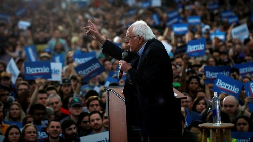 The Price of a Sanders Nomination