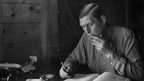 From the Archives: 'Crisis,' a Poem by W. H. Auden