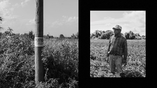 The Mississippi Delta's History of Black Land Theft