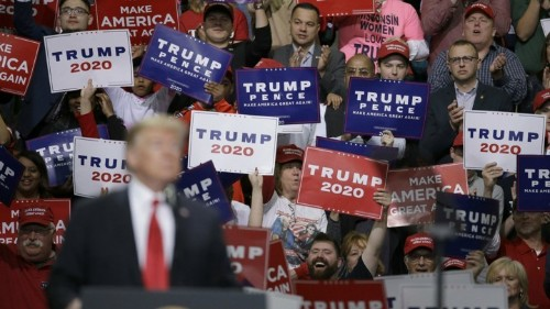 Trump's 2020 Message: Democrats Are the Real Racists