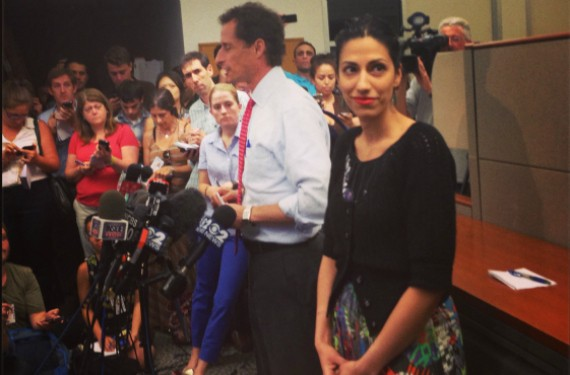 The Moment Weiner Was Waiting For