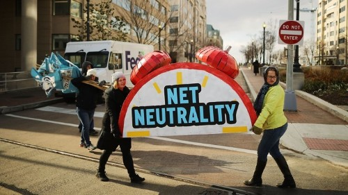 Where Were Netflix and Google in the Net-Neutrality Fight?