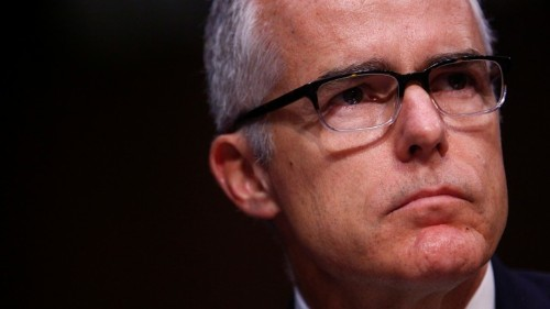 Andrew McCabe Couldn't Believe the Things Trump Said About Putin
