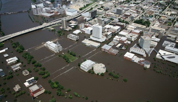 Flood Control vs. the Sequester in Iowa