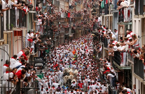 Running of the Bulls 2019: The Fiesta de San Fermín