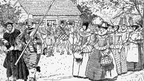 The Mail-Order Brides of Jamestown, Virginia