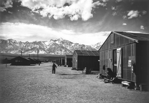 Ansel Adams's Subversive Images of Japanese Internment