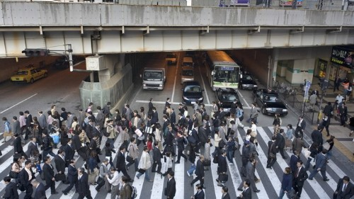 A 'Modern' Depression Is Creeping Into Japanese Workplaces