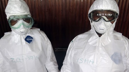 Ebola's Territory: A Land Without Human Touch