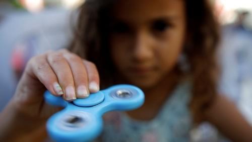 The Fidget Spinner Explains the World
