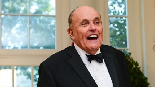 Rudy Giuliani Knows What He's Doing