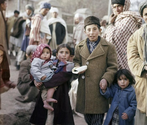 Afghanistan in the 1950s and 60s