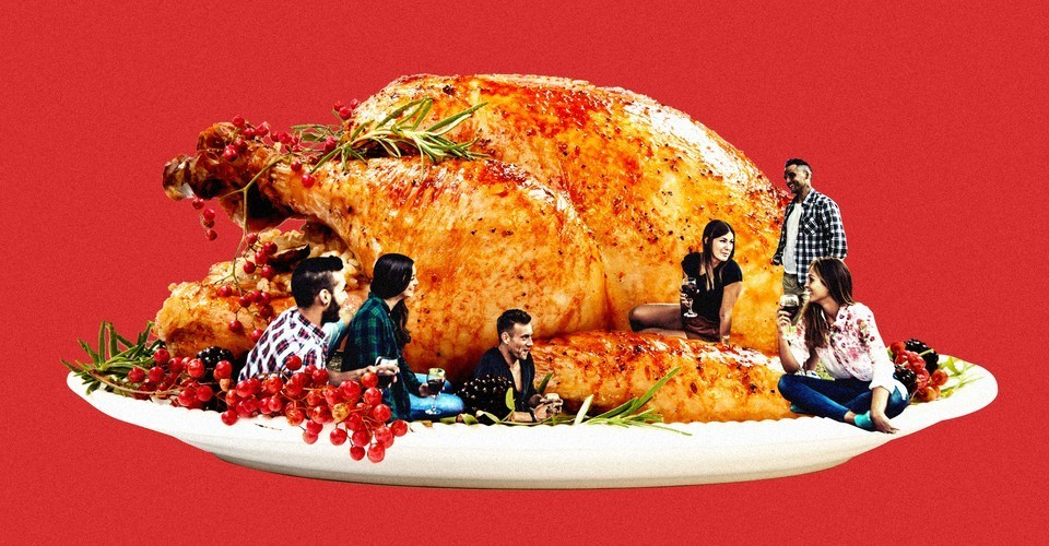 How Friendsgiving Took Over Millennial Culture
