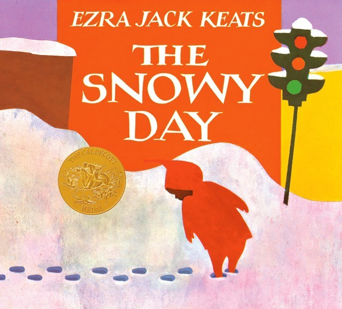 What Captivates Children About The Snowy Day?