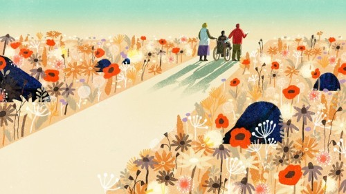 How Friendship Changes at the End of Life