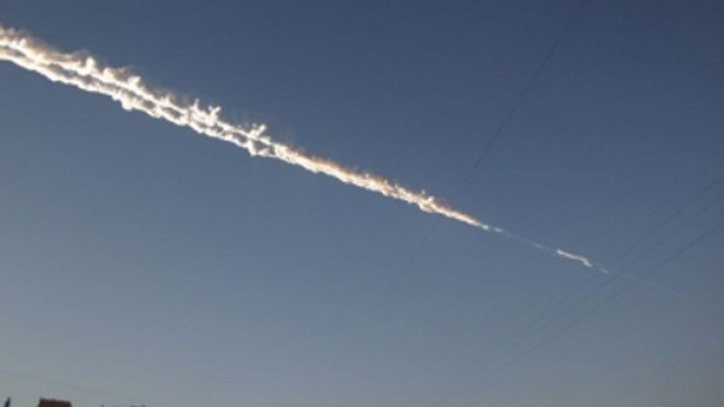 The Plans to Use Nuclear Weapons to Blow Up Incoming Asteroids