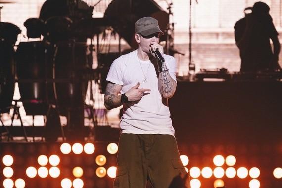 Every Celebrity Eminem Has Ever Dissed