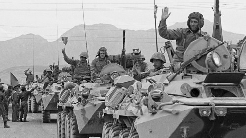 The Truth About the Soviet War in Afghanistan