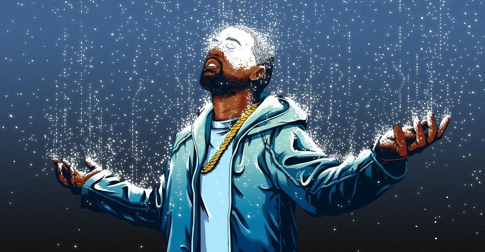 I'm Not Black, I'm Kanye